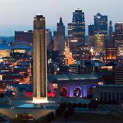 Kansas City Skyline Photos
