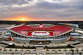 December 27, 2020 (KS): NFL Atlanta Falcons At Kansas City Chiefs Game