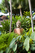Statue, Hyatt Maui, Hawaii<br />