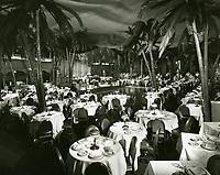 1937 Cocoanut Grove interior