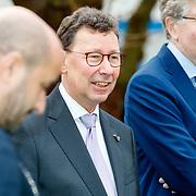 NLD/Arnhem/20180112 - Maxima opent Musis, commissaris van de Koning in Gelderland is Clemens Cornielje, Roelof de Wijkerslooth de Weerdesteyn