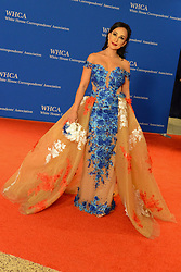 April 28, 2018 - Washington Dc, United States - Doctor NINA RADCLIFF on the red carpet at the 2018 White House Correspondent's Dinner at the Washington Hilton. (Credit Image: © Christopher Levy via ZUMA Wire)