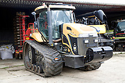 CAT Challenger tracked tractor vehicle