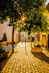 Early morning in Beaune, Burgundy, France<br /> <br /> (c) Andrew Wilson   Edinburgh Elite media