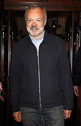 May 29, 2019 - London, United Kingdom - Graham Norton at The Starry Messenger Press Night at the Wyndhams Theatre, Leicester Square (Credit Image: © Keith Mayhew/SOPA Images via ZUMA Wire)
