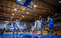 Stavrov  Andrej of Slovenia during basketball match between National teams of Greece and Slovenia in the Group Phase C of FIBA U18 European Championship 2019, on July 29, 2019 in  Nea Ionia Hall, Volos, Greece. Photo by Vid Ponikvar / Sportida