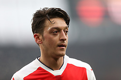 11 February 2017 Premier League Football : Arsenal v Hull City :<br /> Mesut Ozil of Arsenal .<br /> Photo: Mark Leech