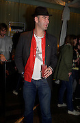 """Phil Dirtbox. Official Pre-Brit Awards 2005 Pool Tournament"""" at The Sanderson Hotel February 8, 2005 in London. The party is hosted by Esquire Magazine ONE TIME USE ONLY - DO NOT ARCHIVE  © Copyright Photograph by Dafydd Jones 66 Stockwell Park Rd. London SW9 0DA Tel 020 7733 0108 www.dafjones.com"""