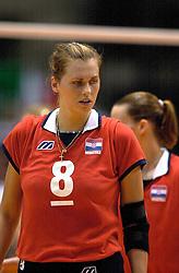 21-06-2000 JAP: OKT Volleybal 2000, Tokyo<br /> Nederland - Croatie 2-3 / Barbara Jelic