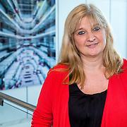 NLD/Amsterdam/20131214 - Schrijfster/journaliste Karin Riethoven