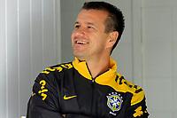 20090603: TERESOPOLIS, BRAZIL - Brazil National Team preparing match against Uruguay. In picture: coach Dunga. PHOTO: CITYFILES