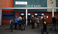 Football - 2016 / 2017 FA Cup - First Round : Stockport County v Woking <br /> <br /> <br /> General views before the match at Edgily Park.<br /> <br /> COLORSPORT/LYNNE CAMERON