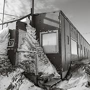Building 137, NSF Berthing, no longer in use.