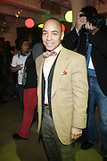 Derek Dudley at the Common Celebration Capsule Line Launch with Softwear by Microsoft at Skylight Studios on December 3, 2008 in New York City..Microsoft celebrates the launch of a limited-edition capsule collection of SOFTWEAR by Microsoft graphic tees designed by Common. The t-shirt  designs. inspired by the 1980's when both Microsoft and and Hip Hop really came of age, include iconography that depicts shared principles of the technology company and the Hip Hop Star.
