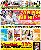 August 26, 2021 - LATIN AMERICA: Front-page: Today's Newspapers In Latin America