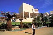 Getty Center, Central Garden, Los Angeles, California (LA)