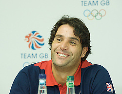 Team GB Beach Volleyball press conference<br />