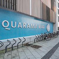 Aquarama bad og treningsenter i Kristiansand.