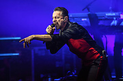Depeche Mode during the Telekom Street Gig in Berlin, 17.03.2017<br /> <br /> © Torsten Helmke