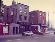 Old Dublin Amature Photos Date Unknown With 1980s An Béal Bocht, Old amateur photos of Dublin streets churches, cars, lanes, roads, shops schools, hospitals