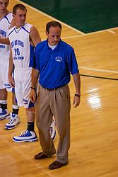 25 June 2011: Rodney Kellar at the 2011 IBCA (Illinois Basketball Coaches Association) boys all star games.