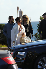 Keeping Up with the Kardashians Filming - 12 Feb 2018