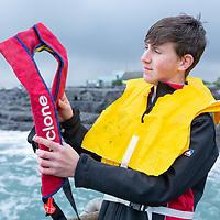 Dylan Egan - Lifesaver - A new automatic lifejacket inflation system