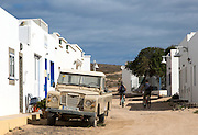 Caleta de Sebo village, La Isla Graciosa, Lanzarote, Canary Islands, Spain