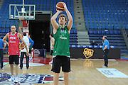 DESCRIZIONE : Pesaro allenamento All star game 2012 <br /> GIOCATORE : Nicolo Melli<br /> CATEGORIA : tiro<br /> SQUADRA : Italia<br /> EVENTO : All star game 2012<br /> GARA : allenamento Italia<br /> DATA : 09/03/2012<br /> SPORT : Pallacanestro <br /> AUTORE : Agenzia Ciamillo-Castoria/GiulioCiamillo<br /> Galleria : Campionato di basket 2011-2012<br /> Fotonotizia : Pesaro Campionato di Basket 2011-12 allenamento All star game 2012<br /> Predefinita :