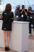 Actress Marion Cotillard poses for photographers at the Mal De Pierres (From the Land of the Moon) film photo call at the 69th Cannes Film Festival Sunday 15th May 2016, Cannes, France. Photography: Doreen Kennedy