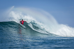 October 12, 2017 - Filipe Toledo (BRA) Placed 2nd in Heat 7 of Round One at Quiksilver Pro France 2017, Hossegor, France..Quiksilver Pro France 2017, Landes, France - 12 Oct 2017 (Credit Image: © WSL via ZUMA Press)
