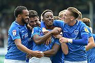 Portsmouth v Oxford United 180818