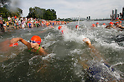 Around 180 young athletes competed in the Titanium Man Jr. Triathlon at Howard Amon Park in Richland on Aug. 21, 2010.