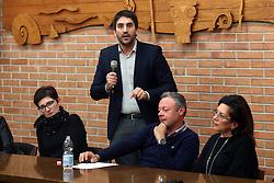 MARCO FABBRI<br /> ASSEMBLEA CIVICA COMUNE GORO<br /> BARRICATA A GORINO CONTRO L'ARRIVO DEI PROFUGHI