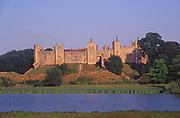 AYBPF1 Framlingham castle Suffolk England