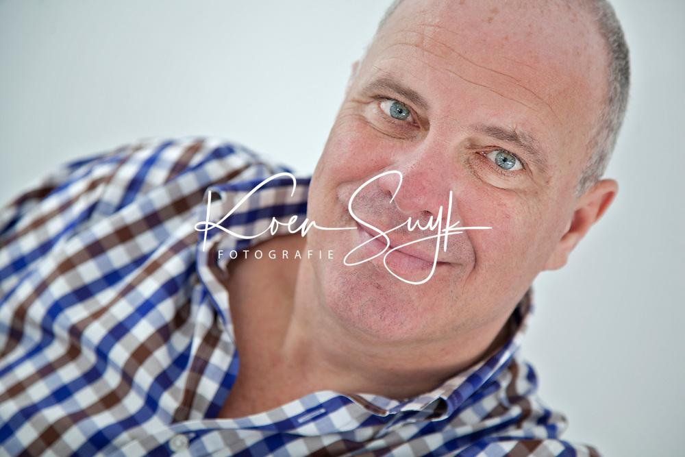 ANTWERPEN - Fotograaf en uitgever, Jeroen van Bergen. FOTO KOEN SUYK