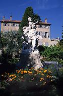 Honore Fragonard's monument