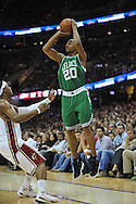 Boston's Ray Allen..The Cleveland Cavaliers defeated the Boston Celtics 108-84 in Game 3 of the Eastern Conference Semi-Finals at Quicken Loans Arena in Cleveland.