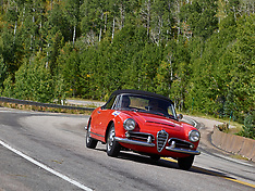 015- 1965 Alfa Romeo Giulia Spider