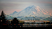 The SeaTac/Airport Station serves Seattle-Tacoma International Airport and the diverse suburb of SeaTac. (Ellen M. Banner / The Seattle Times)