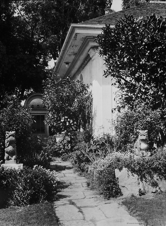 The Homestead, Wilgena Sheep Station, South Australia, 1930
