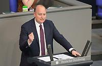 DEU, Deutschland, Germany, Berlin, 20.05.2021: Matthias Hauer (CDU) in der Plenarsitzung im Deutschen Bundestag.