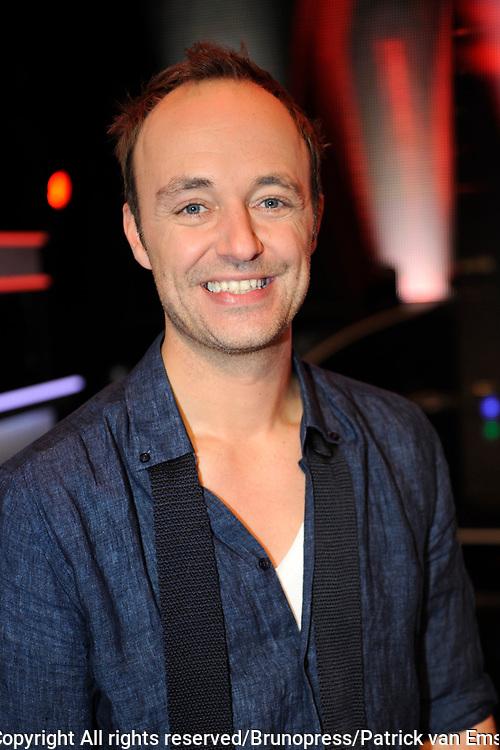 Deelnemers van de Voice of Holland -  Niels Geusebroek