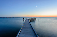 Pier, Noyack Bay, , North Haven, NY