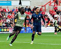 Swindon v  Colchester United photo By Terry Scott