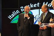 DESCRIZIONE : Milano Italia Basket Hall of Fame<br /> GIOCATORE : Valerio Bianchini Scavolini<br /> SQUADRA : FIP Federazione Italiana Pallacanestro <br /> EVENTO : Italia Basket Hall of Fame<br /> GARA : <br /> DATA : 07/05/2012<br /> CATEGORIA : Premiazione<br /> SPORT : Pallacanestro <br /> AUTORE : Agenzia Ciamillo-Castoria/GiulioCiamillo