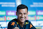 Philippe coutinho during the Brazil press conference on June 19, 2018 at Yug-Sport Stadium in Sochi, Russia - Photo Tarso Sarraf / FramePhoto / ProSportsImages / DPPI