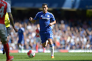 Pedro of Chelsea in action.  Barclays Premier League match, Chelsea v Arsenal at Stamford Bridge in London on Saturday 19th September 2015.<br /> pic by John Patrick Fletcher, Andrew Orchard sports photography.