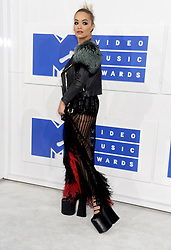 Rita Ora arriving at the MTV Video Music Awards at Madison Square Garden in New York City, NY, USA, on August 28, 2016. Photo by ABACAPRESS.COM  | 560634_036 New York City Etats-Unis United States