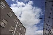 Nederland, Zutphen, 10-8-2012De oude en afgedankte gevangenis, penitentiaire inrichting.Foto: Flip Franssen/Hollandse Hoogte